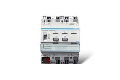 TYA662AN KNX Universal-Dimmaktor, 2-fach, 2x 300 W, mit ETS programmierbar