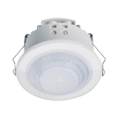 Bewegungsmelder/Präsenzmelder zur bedarfsgerechten Beleuchtungssteuerung von Hager.