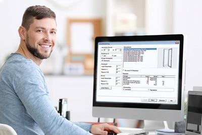 Arbeiten mit der hagercad Planungssoftware