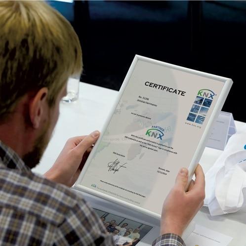 Hager Explore, formation professionnelle, DO071I, Devenez un partenaire KNX certifié par la maîtrise du logiciel ETS