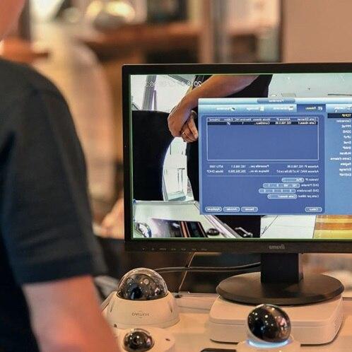 Hager Explore, formation professionnelle, ZATVI002I, Mettre en œuvre une installationvidéo IP avancée