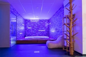 spa pour hotel, solutions tertiaires hager