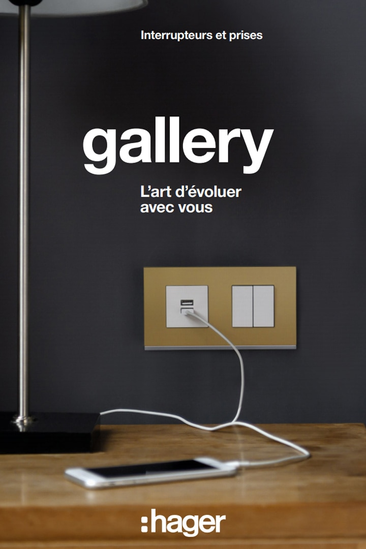 Hager brochure utilisateur final gallery