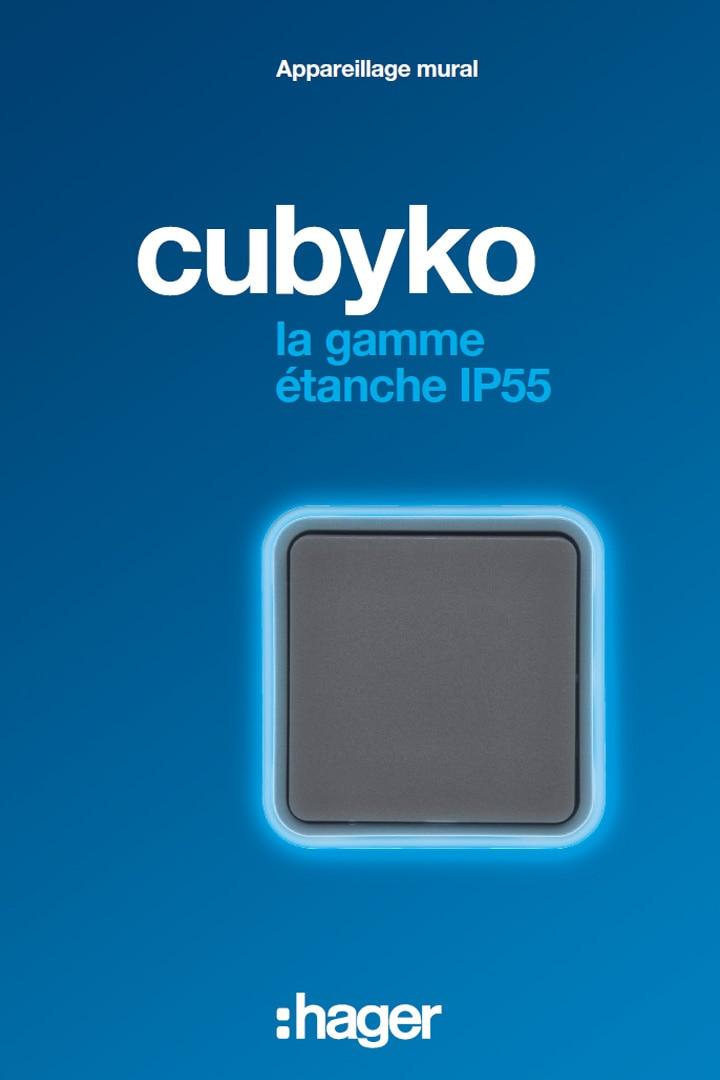 Hager catalogue cubyko