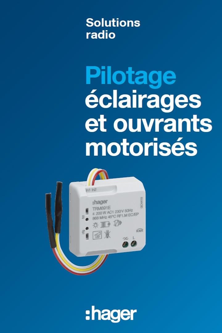 Hager catalogue micro modules