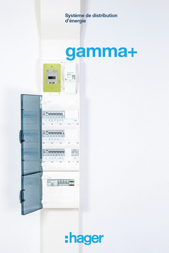 Hager catalogue système gamma plus