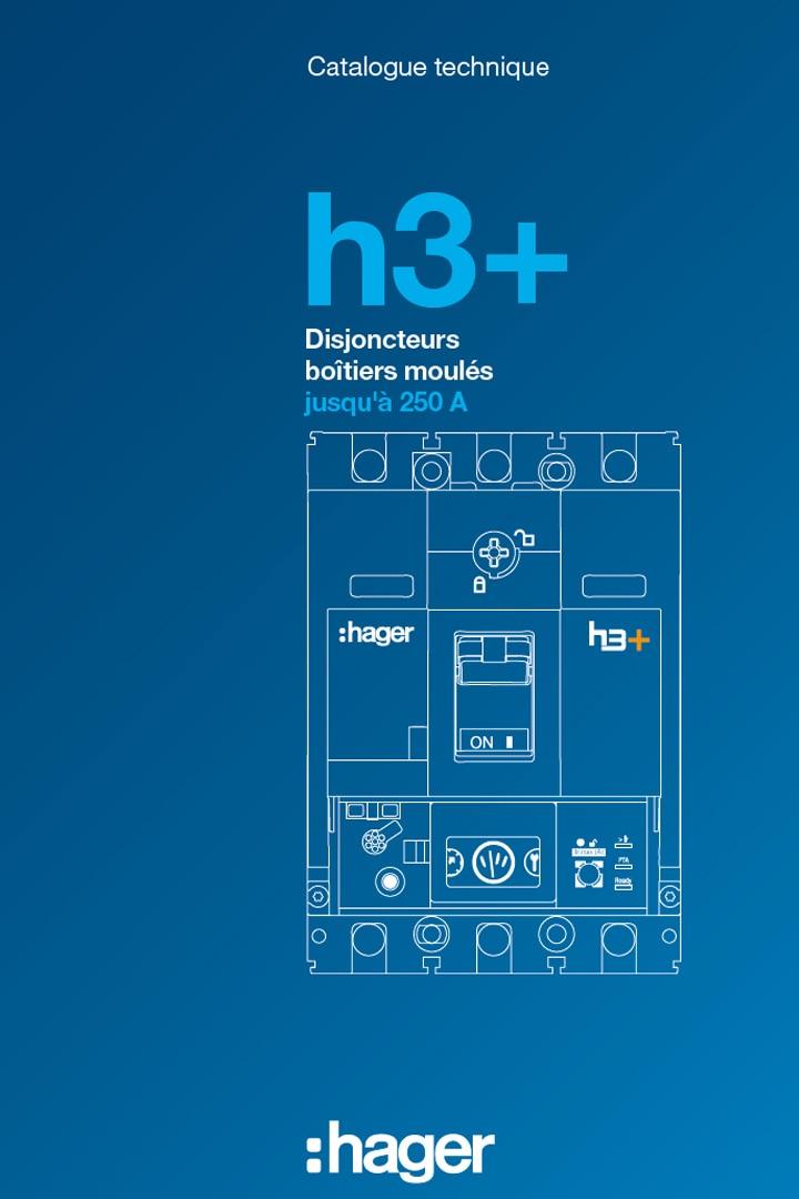Hager catalogue technique h3plus