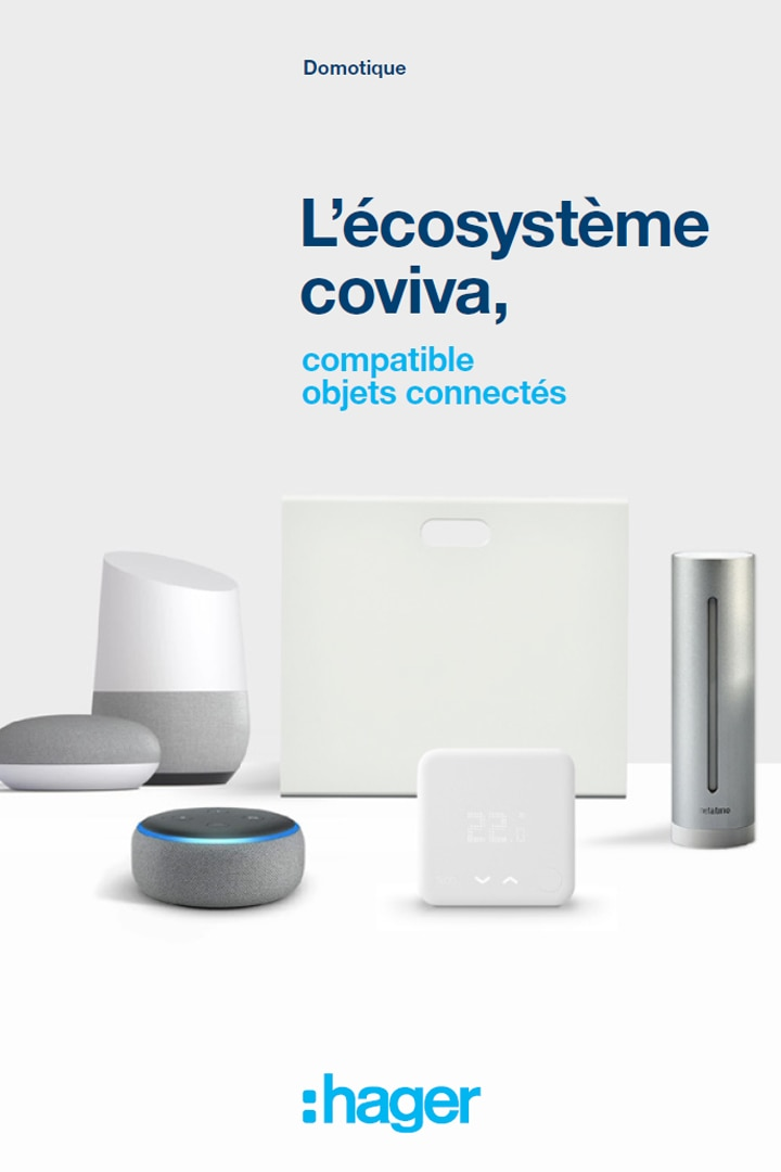 Hager solutions coviva objects connectes