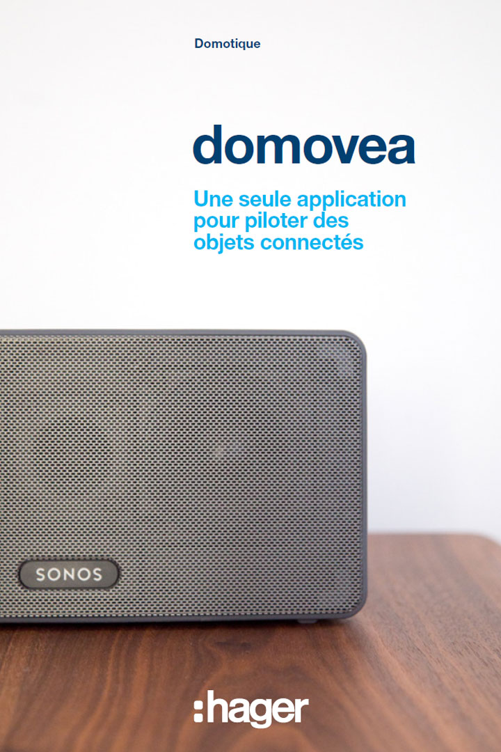 Hager solutions domovea objects connectes