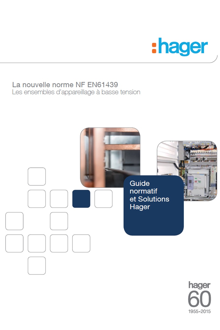Hager solutions guide EN61439
