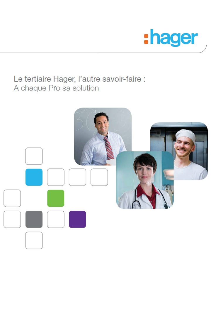 Hager solutions tertiaire