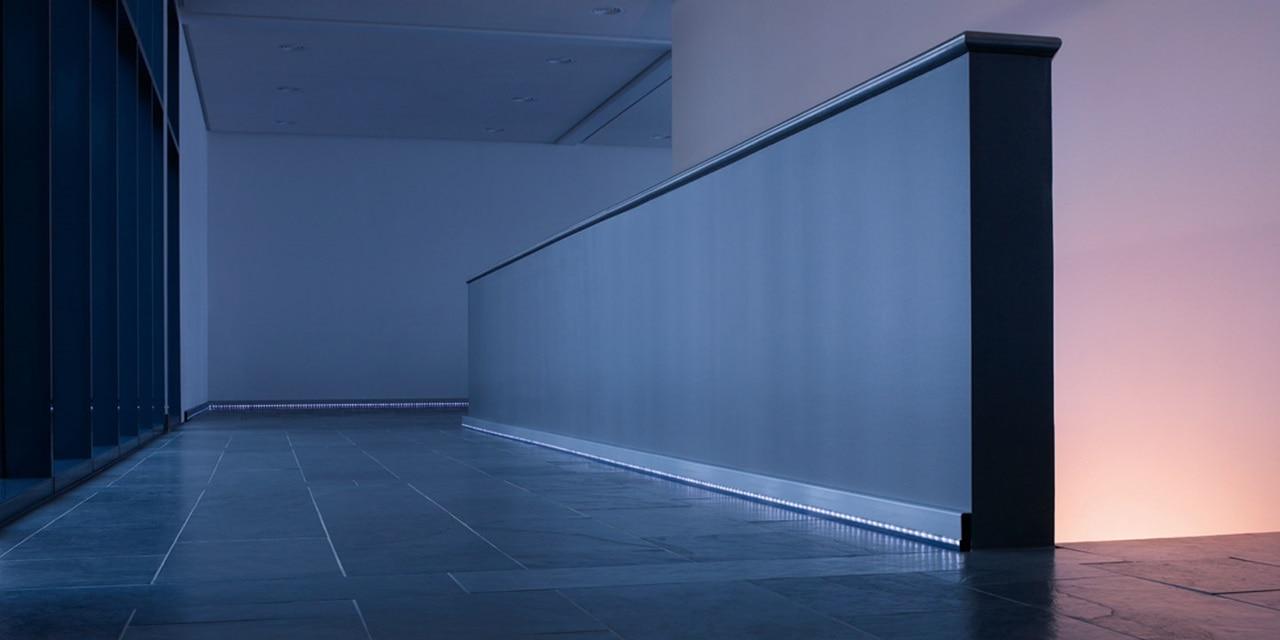 hager product: plint nachtverlichting