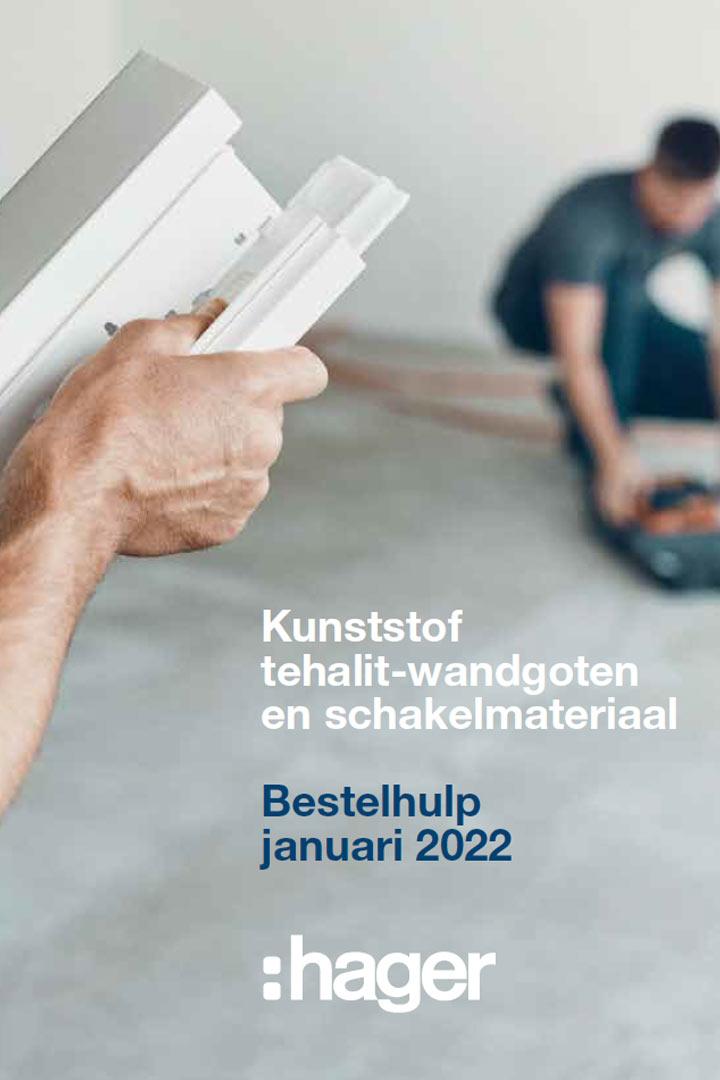 brochure kabelmanagement wandgoot br65 bestelhulp hager 2020
