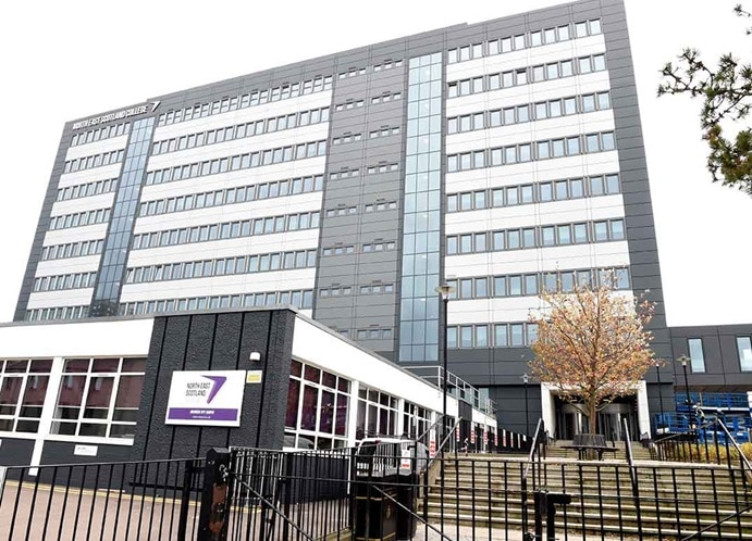Aberdeen City Campus Case Study