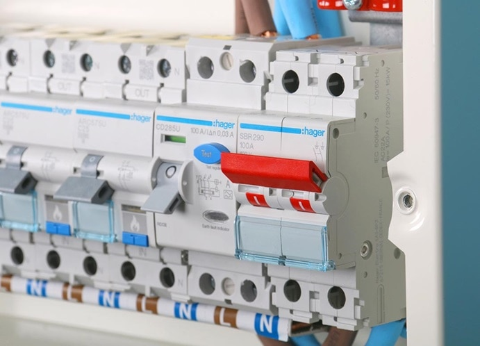 Types of RCD
