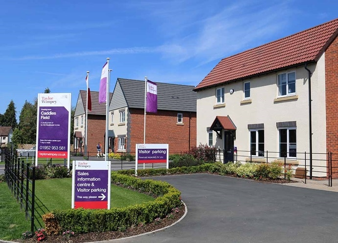 Taylor Wimpey Case Study