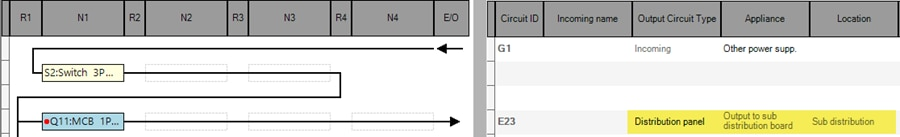 hagercad device updated to show as outgoing